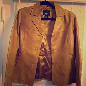 "Mossimo ""Vintage"" leather jacket"